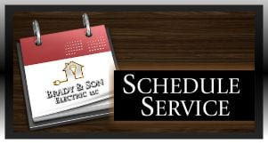 Schedule Button | Best Electrician Near Havertown PA